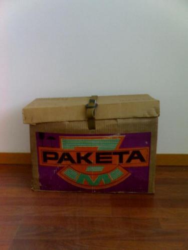 Rakéta porszívó doboz (szovjet)