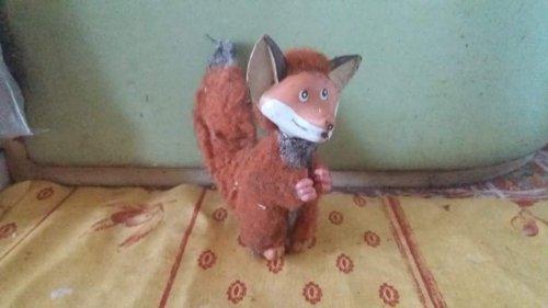 Csiptetős róka