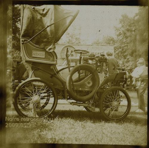 Autó , régi
