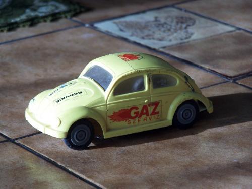 Lemezárugyári Volkswagen Bogár
