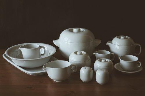 Saturnus étkészlet Alföldi porcelán
