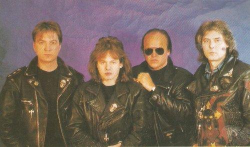 Skorpió együttes