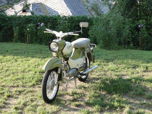 Simson Star ( sr4-2/1 ) motorkerékpár