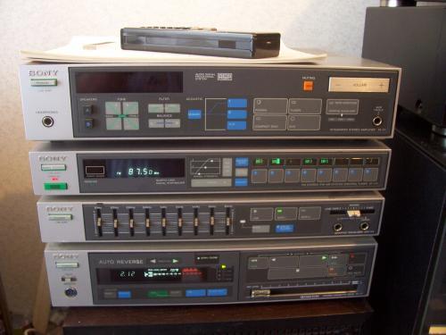 Sony SYSCON353CD hifitorony