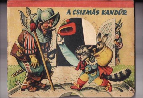 Kubasta Csizmás kandúr
