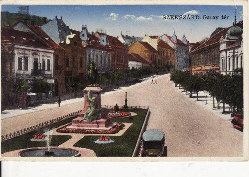 Szekszárd Garay tér