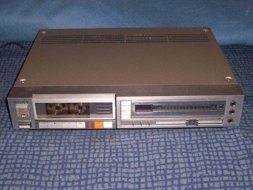 Sony TC-FX7 magnódeck