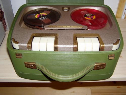 Terta 811 magnetofon
