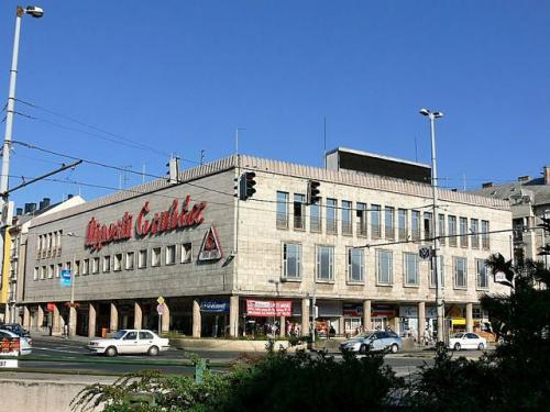 Centrum Újpesti Áruház