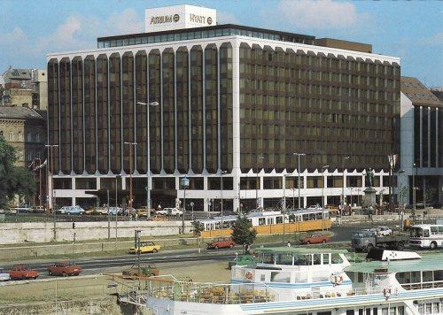 Atrium Hyatt szálloda