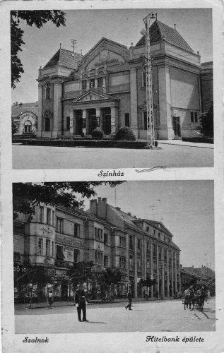 Szolnok Színház Hitelbank