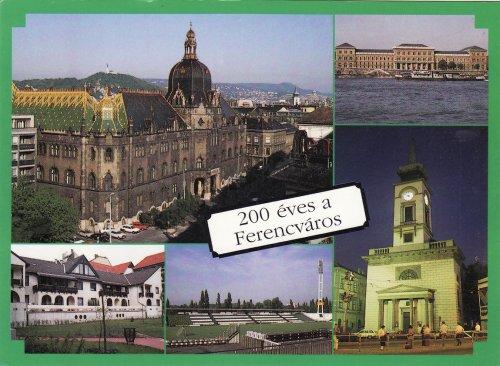 Ferencváros kétszáz éves