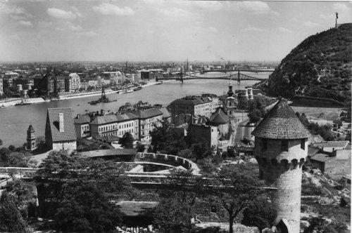 Budapesti tájkép