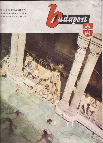 Budapest folyóirat
