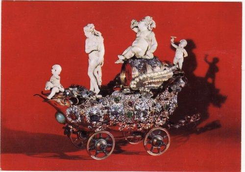 Bacchus kocsi