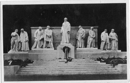 Kossuth szoborcsoport