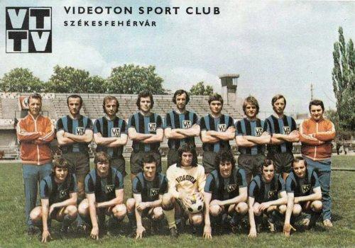 Videoton labdarúgó csapat