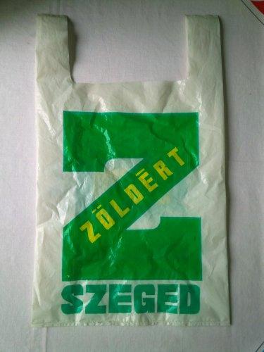 Csongrád megyei Zöldért - ET-ÜD