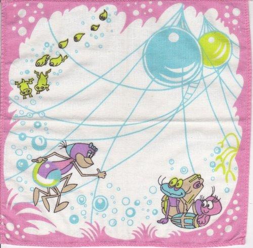 vízipókos zsebkendők