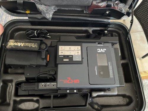 JVC DR-C2 VHS-C kamera