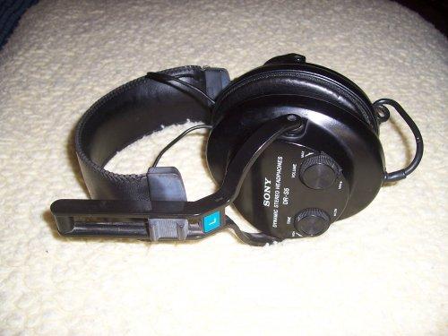 Sony DR-S5 fejhallgató