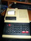 ELKA-55 szalagos számológép