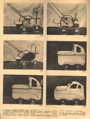 Gyermekkocsik