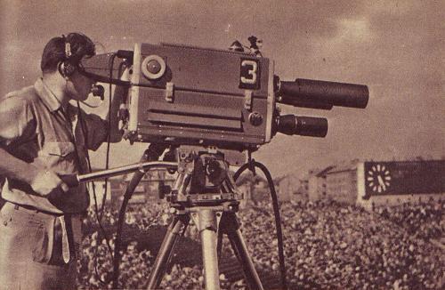 Pye Mk 3 kamera