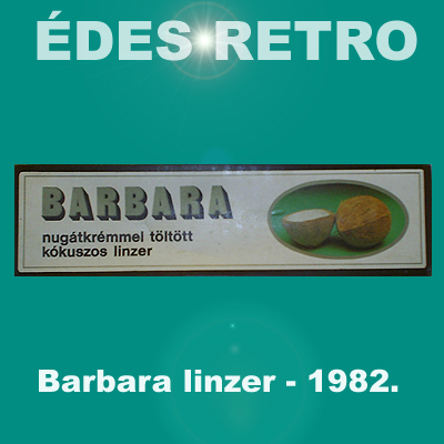Barbara kókusz linzer