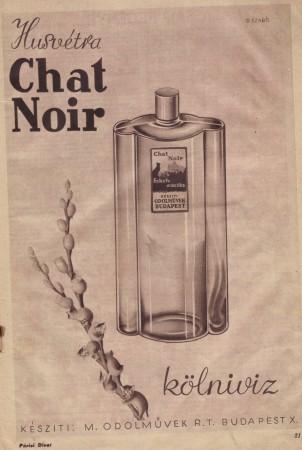 Chat Noir kölnivíz