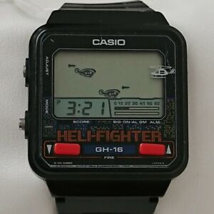 Casio Heli-Figther