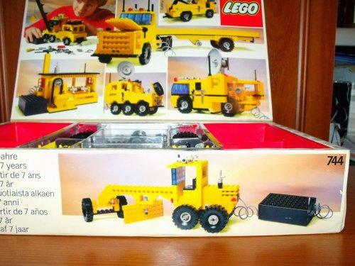 Lego 744 Basic