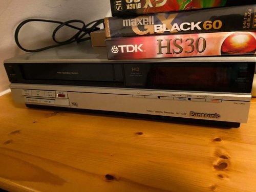 Panasonic NV-G12 VHS Videó lejátszó