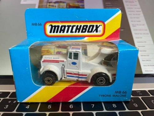 Matchbox Tyrone  Marone Mab66