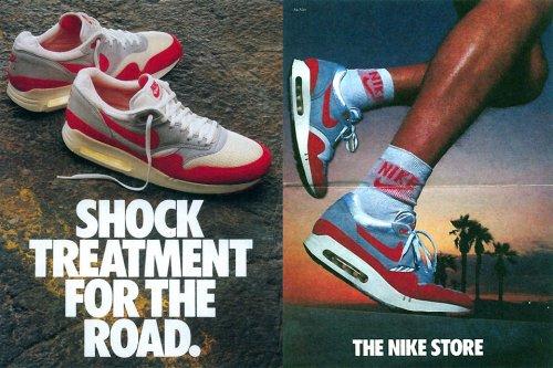 Nike Air Max One 1987 reklám