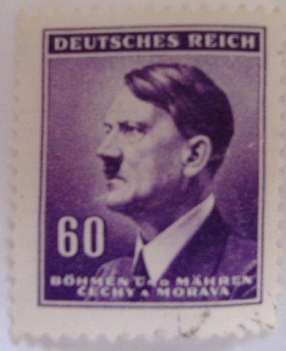 Adolf Hitler bélyeg