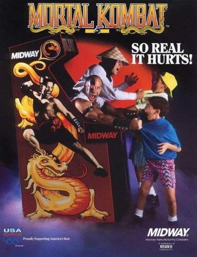 Mortal Kombat flipper