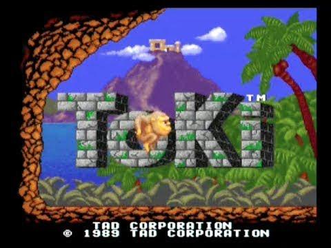 Toki Arcade játék