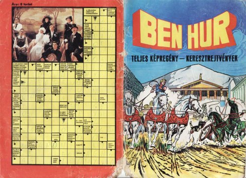 Ben-Hur képregény