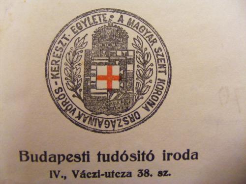 A Magyar Szent Korona Országainak Vörös-kereszt Egylete