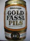 Gold Fassl sörösdoboz 5 literes