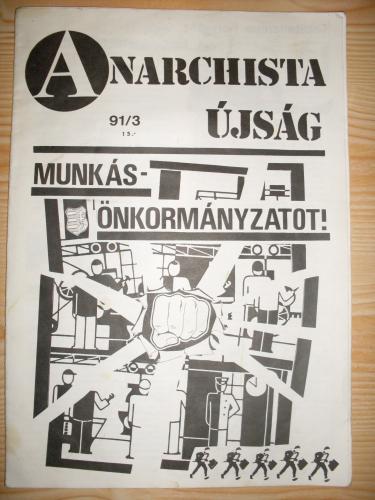 Anarchista újság