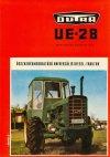 Dutra traktor - UE28 prospektus