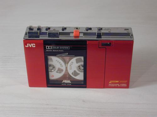JVC walkman