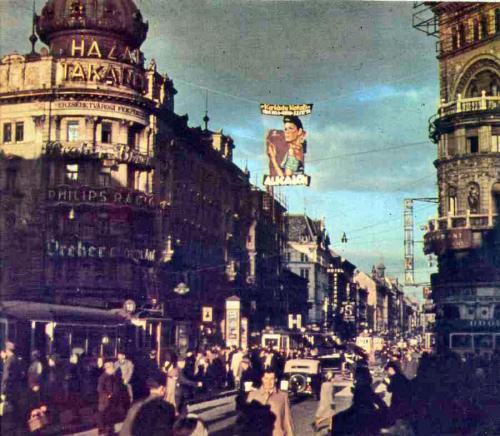 Blaha Lujza tér/1942