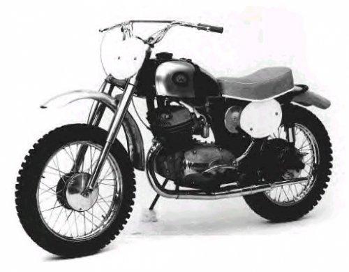 Cross Pannonia 250 motorkerékpár