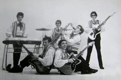 Hungária együttes
