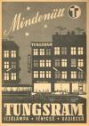 Tungsram reklám