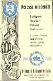 Budapesti Húsipari Vállalat