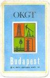 OKGT kártyanaptár